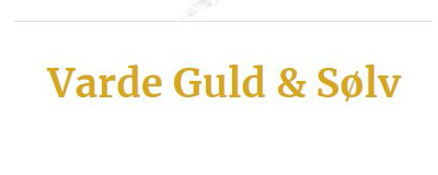varde guld og sølv